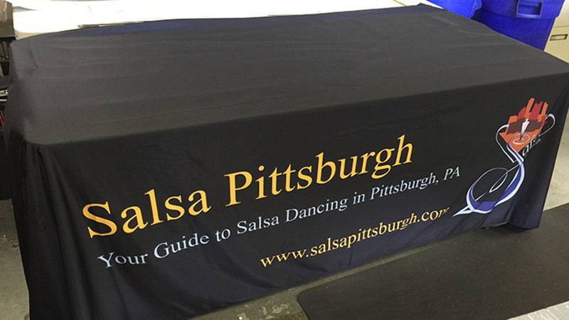 Trade show signs, tradeshow branding, trade show displays, Trade show tables, Pittsburgh Trade show sign printing, Commercial signs pittsburgh, Custom tradeshow booth, trade show booth, trade show exhibit, show table, exhibition display, booth ideas