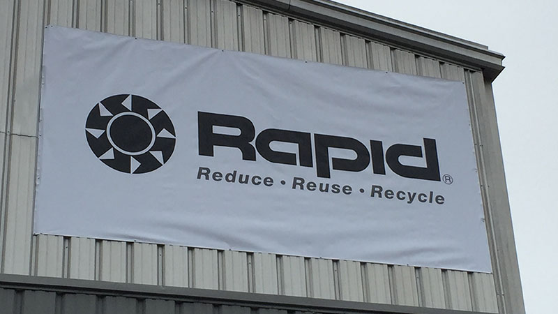 Rapid Technologies large format banner, Banner Printing Pittsburgh, Mr. Sign, Large format banner printing, professional banner printing